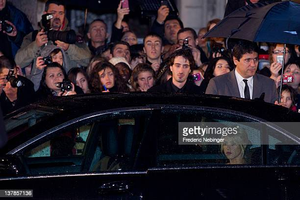 Shakira attends the NRJ Music Awards 2012 at Palais des Festivals on January 28, 2012 in Cannes, France.