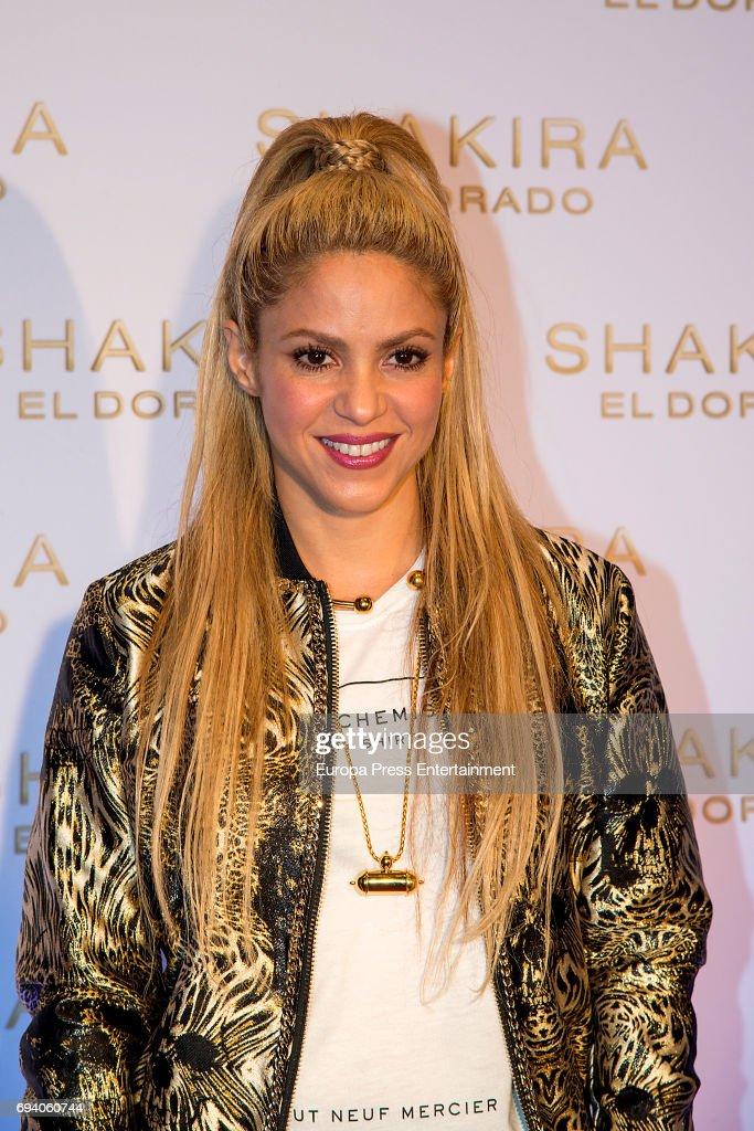 Shakira Presents New Album : Nachrichtenfoto