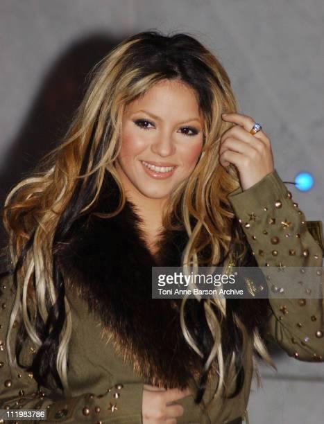 Shakira during World Music Awards 2002 Arrivals at Monte Carlo Sporting Club in MonteCarlo Monaco