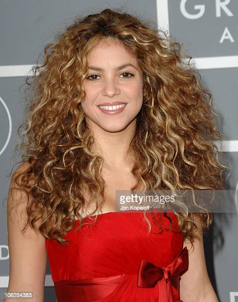 Shakira nominee Best Pop Collaboration With Vocals for 'Hips Don't Lie'