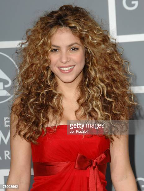 Shakira nominee Best Pop Collaboration With Vocals for Hips Don't Lie