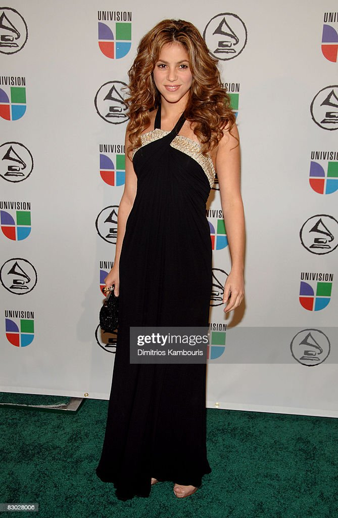 The 7th Annual Latin GRAMMY Awards - Arrivals : News Photo