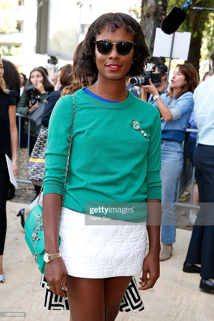 Celine : Outside Arrivals - Paris Fashion Week Womenswear Spring/Summer 2015