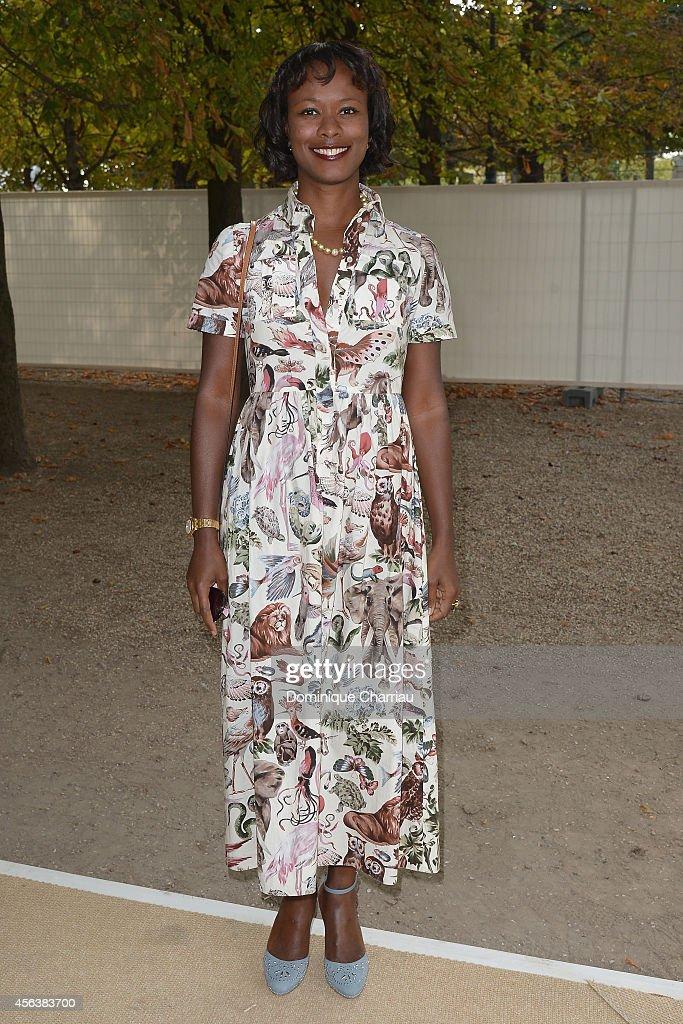 Valentino  : Outside Arrivals - Paris Fashion Week Womenswear Spring/Summer 2015