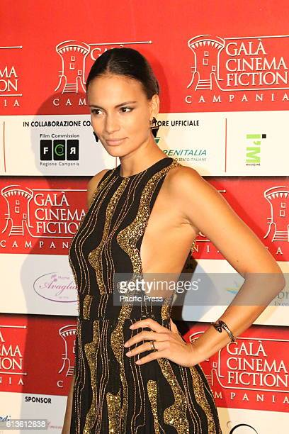 Shalana Santana at the Eighth edition of the Gala Cinema Fiction in Campania, this year is the combination of Film and Fashion Cinema & Food and...