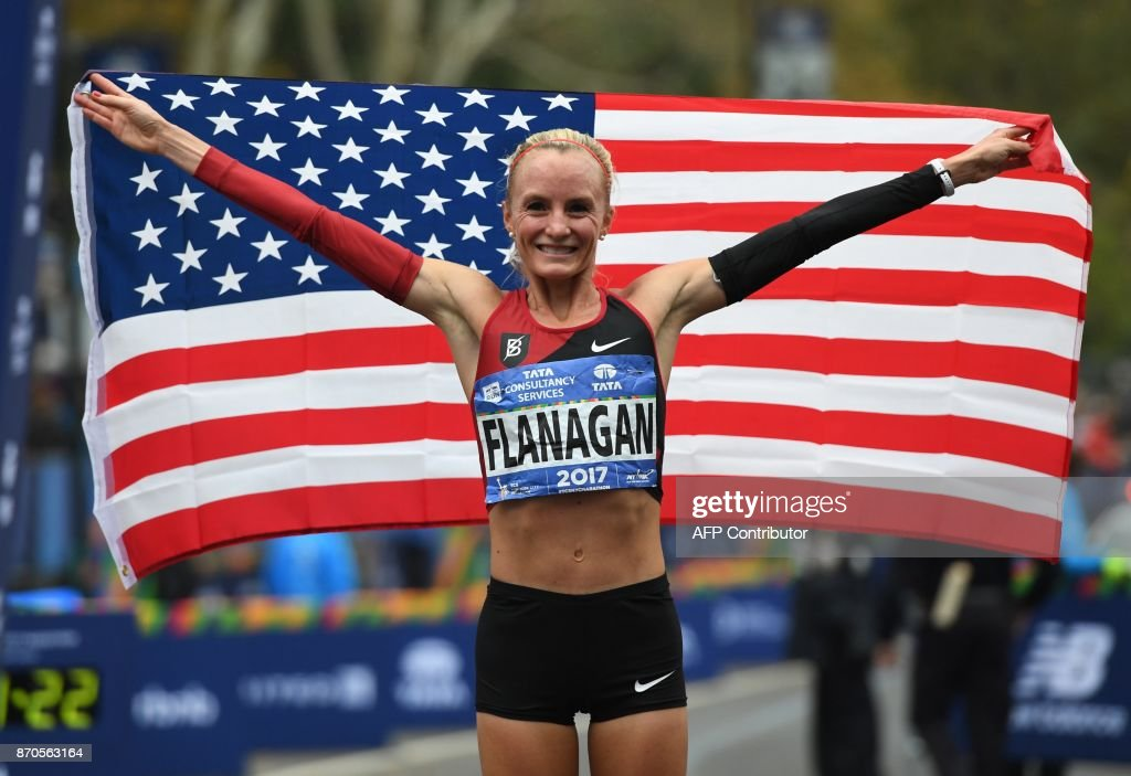 40 - Number of years since an American woman won the NY City Marathon until Shalane Flanagan accomplished the feat this year.