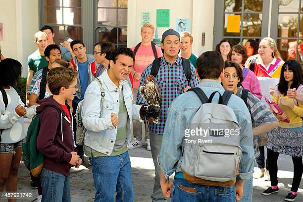 THE GOLDBERGS Shall We Play a Game Adam inadvertently gets Barry kicked out of the cool group of friends at school and must come up with a plan to...