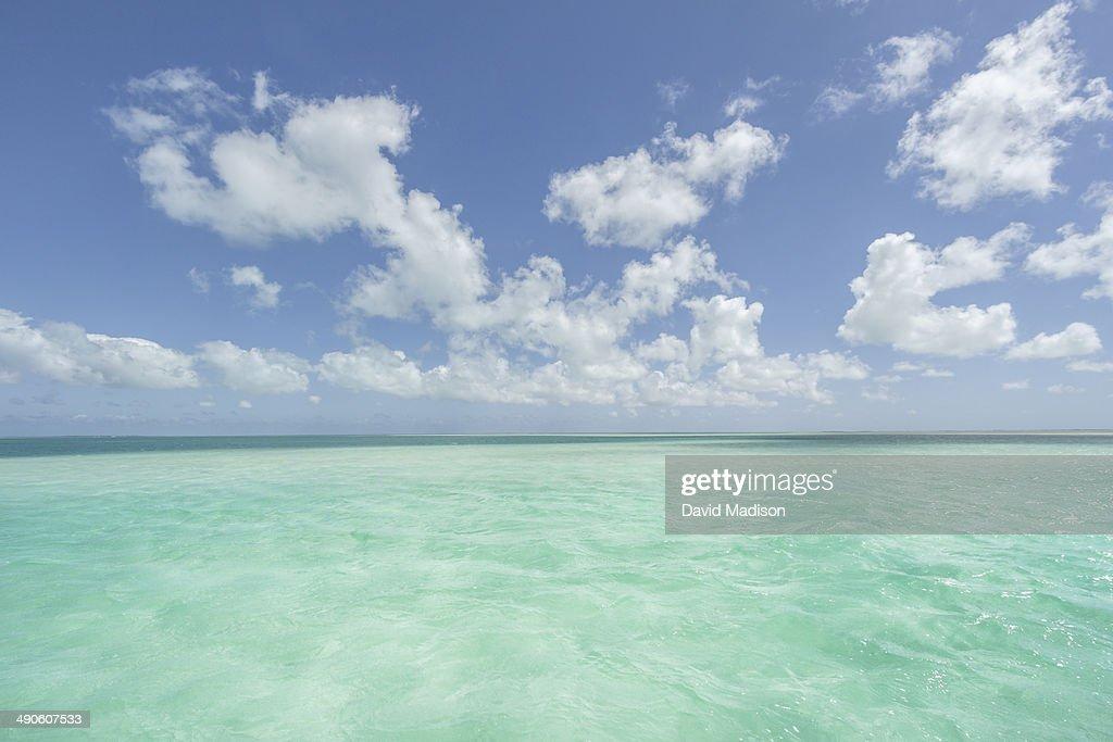 Shallow Lagoons Christmas Island Kiribati Stock Photo | Getty Images