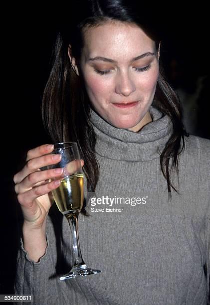 Shalom Harlow at Marc Jacobs Fashion Show New York November 3 1997
