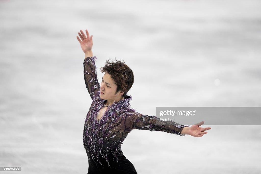 Figure Skating - Winter Olympics Day 0 : ニュース写真