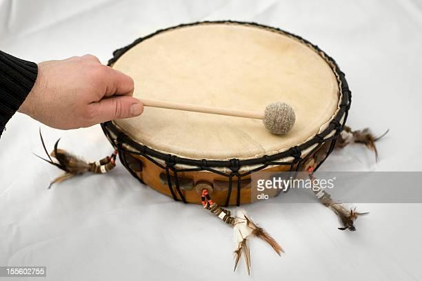 祈祷師のドラム