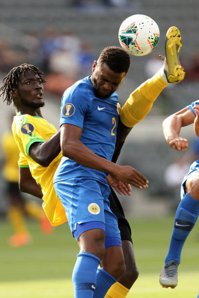 CA: Jamaica v Curacao: Group C - 2019 CONCACAF Gold Cup