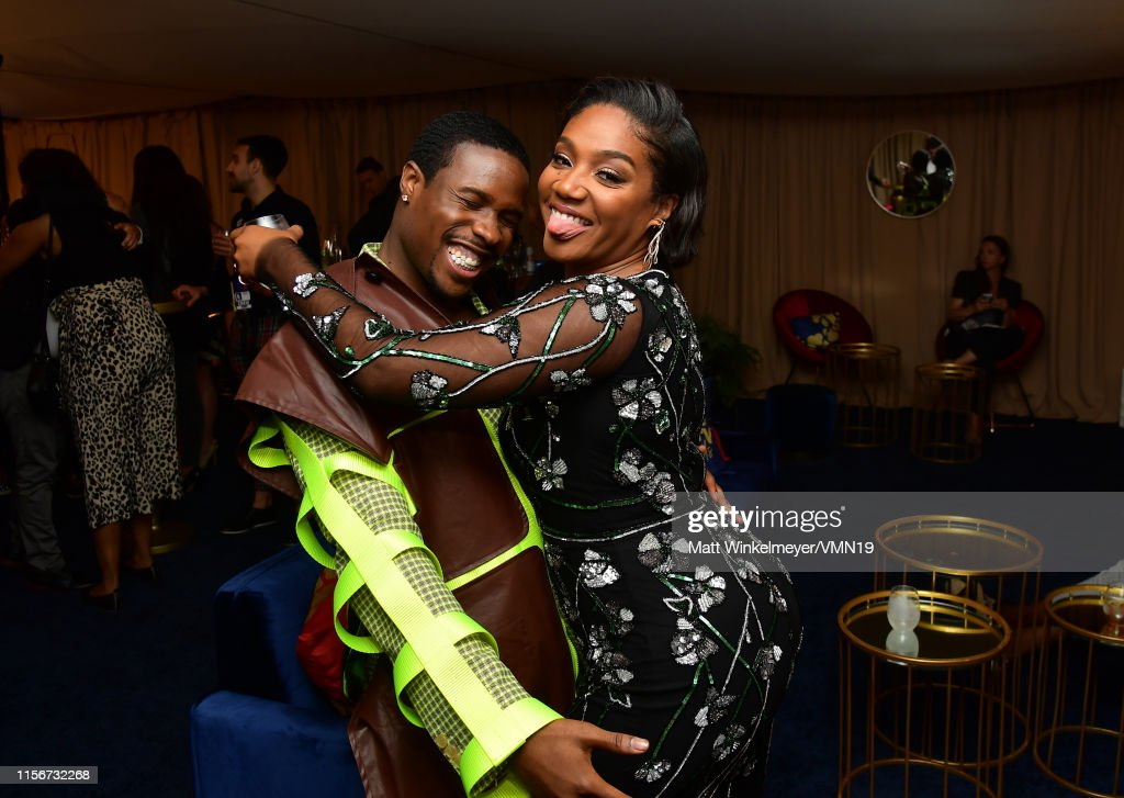 2019 MTV Movie And TV Awards - Green  Room : News Photo