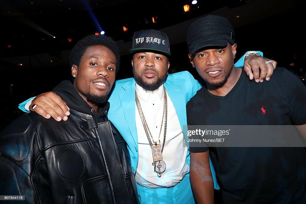 BET Hip Hop Awards 2016 - Backstage