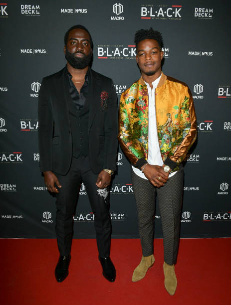 CAN: The 4th Annual B.L.A.C.K Ball Hosted By Shamier Anderson And Stephan James