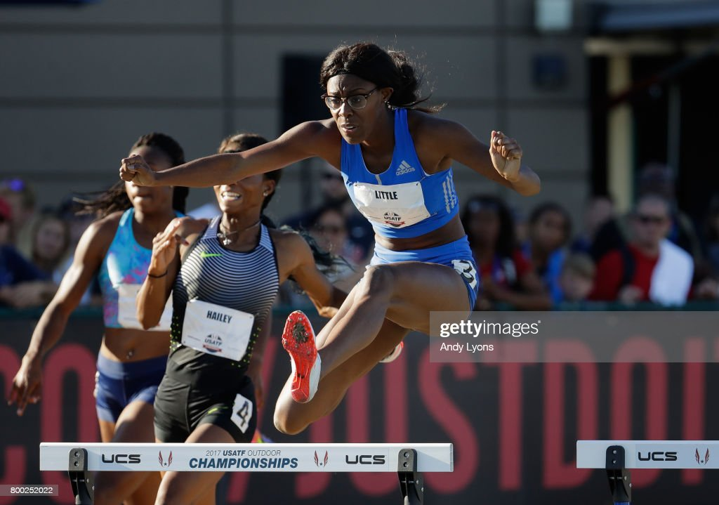 USA Track & Field Outdoor Championships - Day 2 : News Photo