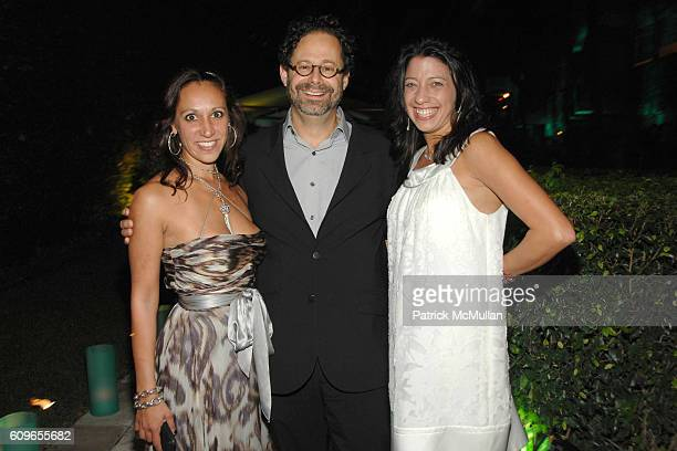Shamim Momin Adam Weinberg and Lisa Anastos attend DAVID YURMAN and THE WHITNEY MUSEUM host 'OUT OF THE ARCHIVES' at The Sagamore on December 5 2007...
