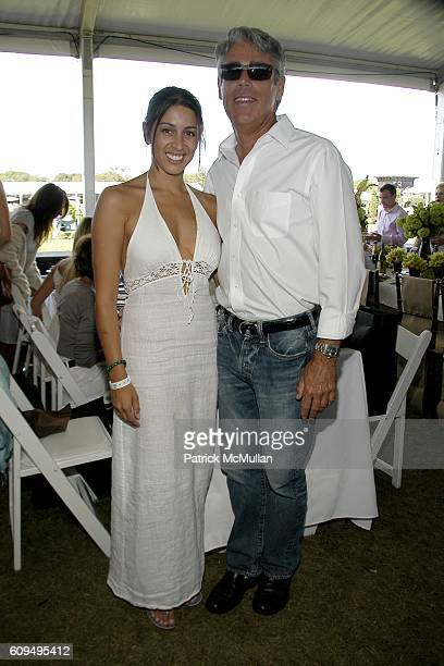 Shamin Abas and attend SYBIL And DAVID YURMAN Host A Luncheon For GRAND PRIX SUNDAY At THE HAMPTONS CLASSIC at Bridgehampton on September 2 2007 in...