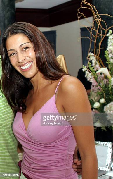 Shamin Abas during Ferrari Mansion on Star Island - August 28, 2005 at Star Island in Miami, Florida, United States.