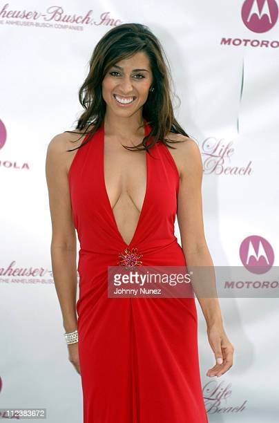 Shamin Abas during Russell Simmons' 2nd Annual Art for Life Benefit at Mar a Lago Day 2 at Mar a Lago in Palm Beach Florida United States