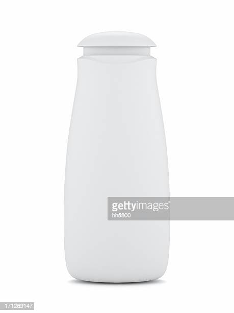 Shampoo Cosmetics bottle