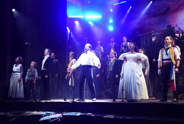 """GBR: """"Les Miserables: The Staged Concert"""" Returns To London's West End - Opening Night"""