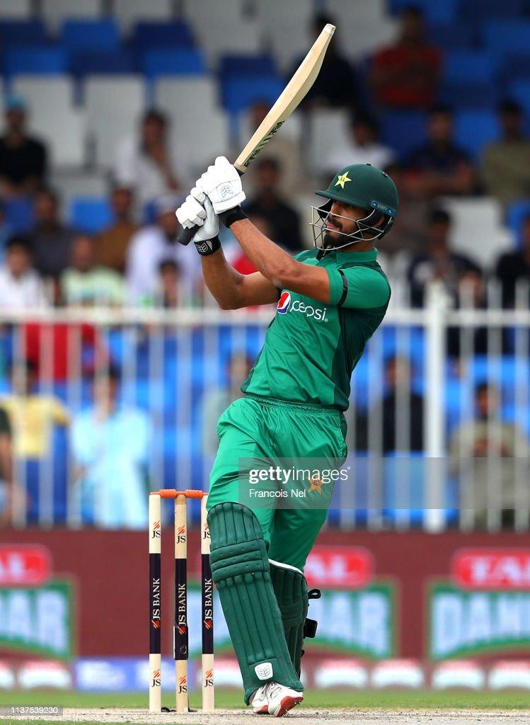ARE: Pakistan v Australia - ODI Series: Game 1