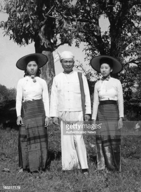 Shan People Of Burma 1955
