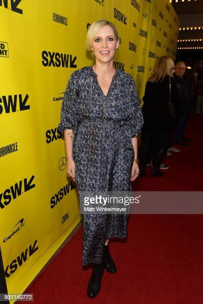 Shana Feste attends the Boundaries Premiere 2018 SXSW Conference and Festivals at Paramount Theatre on March 12 2018 in Austin Texas