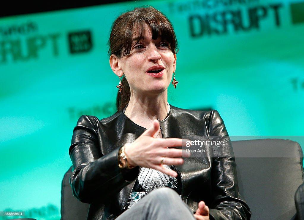 TechCrunch Disrupt NY 2014 - Day 3 : News Photo