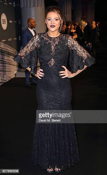 Shana Swash attends at The British Independent Film Awards Old Billingsgate Market on December 4 2016 in London England