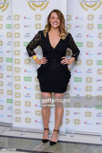 Shana Swash attends the National Film Awards on March 29 2017 in London United Kingdom