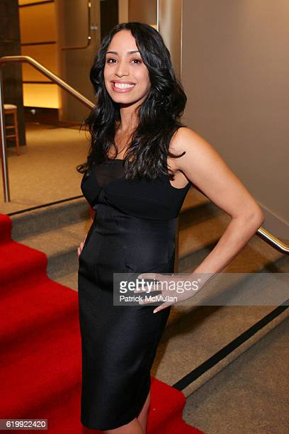 Shancia Pastore attends Marina Rinaldi Beverly Hills Presents and Exclusive Evening with Susan Moses at Beverly Hills on October 1 2008