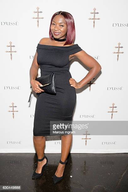 Shandra Littleton attends the 9th Annual Celebration 4 A Cause Fashion Show at King Plow Arts Center on December 22 2016 in Atlanta Georgia