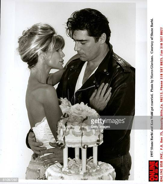 Shane Barbi And Ken Wahl Get Married