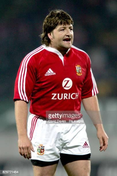Shane Byrne British Irish Lions