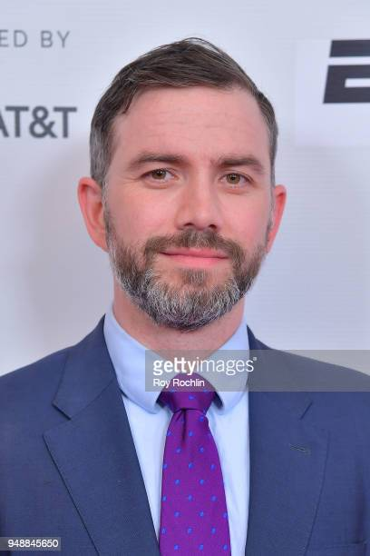 Shane D Kavanaugh attends a screening of 'No Greater Law' during the 2018 Tribeca Film Festival at Cinepolis Chelsea on April 19 2018 in New York City