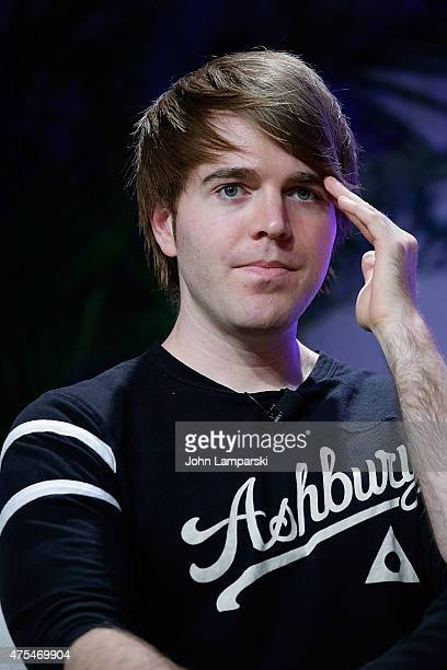 Shane Dawson attends BookCon 2015 at Javits Center on May 31 2015 in New York City