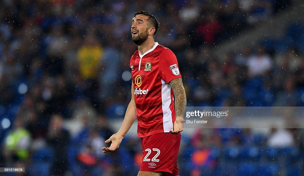 Cardiff City v Blackburn Rovers: Sky Bet Championship : News Photo
