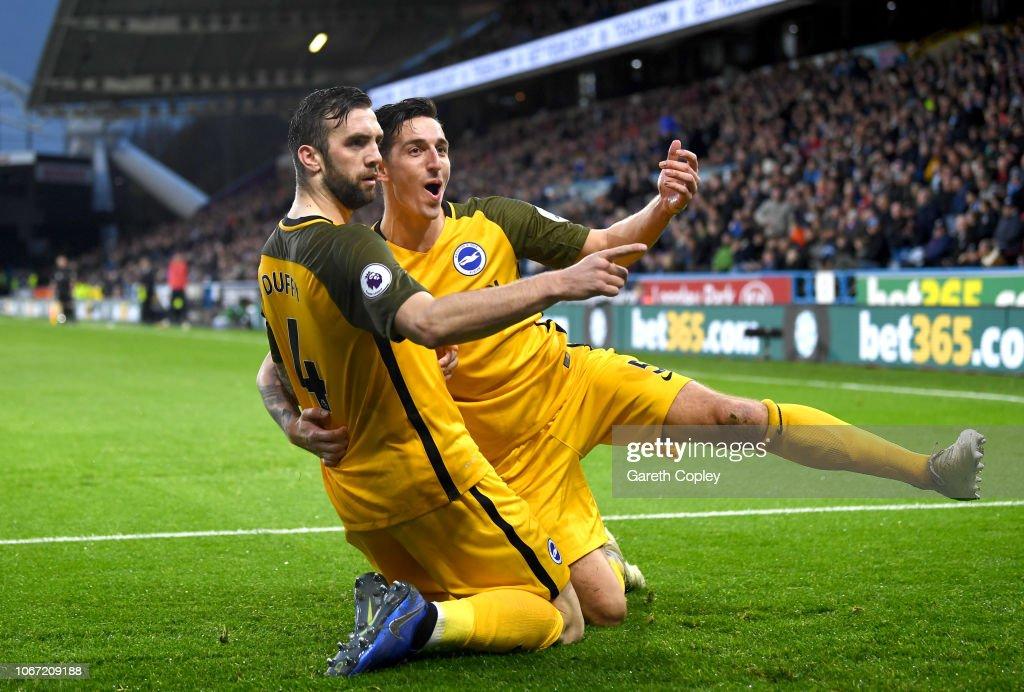 Huddersfield Town v Brighton & Hove Albion - Premier League : News Photo