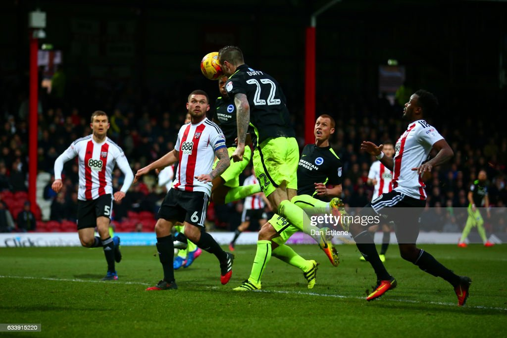 Brentford v Brighton & Hove Albion - Sky Bet Championship