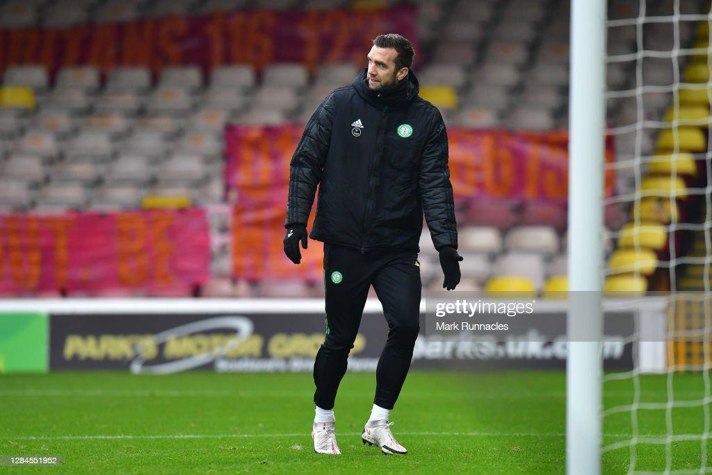 Motherwell v Celtic - Ladbrokes Scottish Premiership : News Photo
