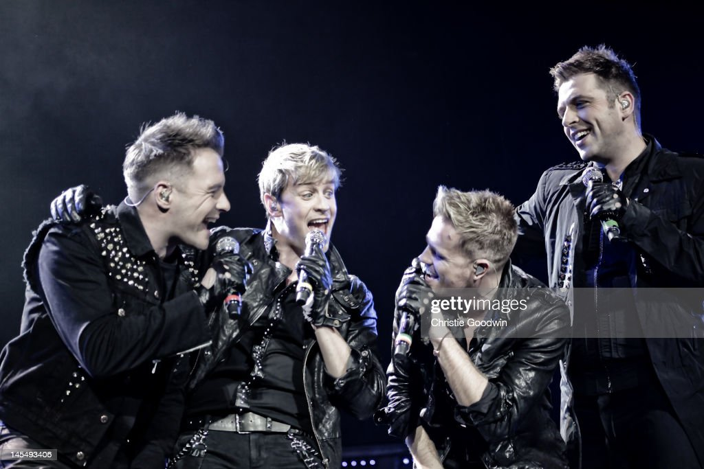 Westlife Perform In London : News Photo