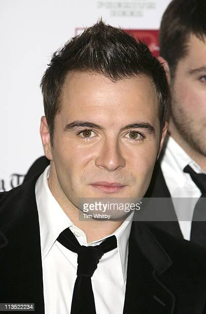 Shane Filan of Westlife during Sony Entertainment Television Asian Sports Personality of the Year Awards Arrivals at London Hilton in London Great...