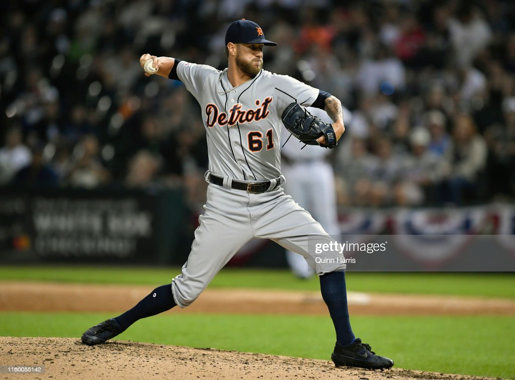 Detroit Tigers v Chicago White Sox - Game Two : News Photo
