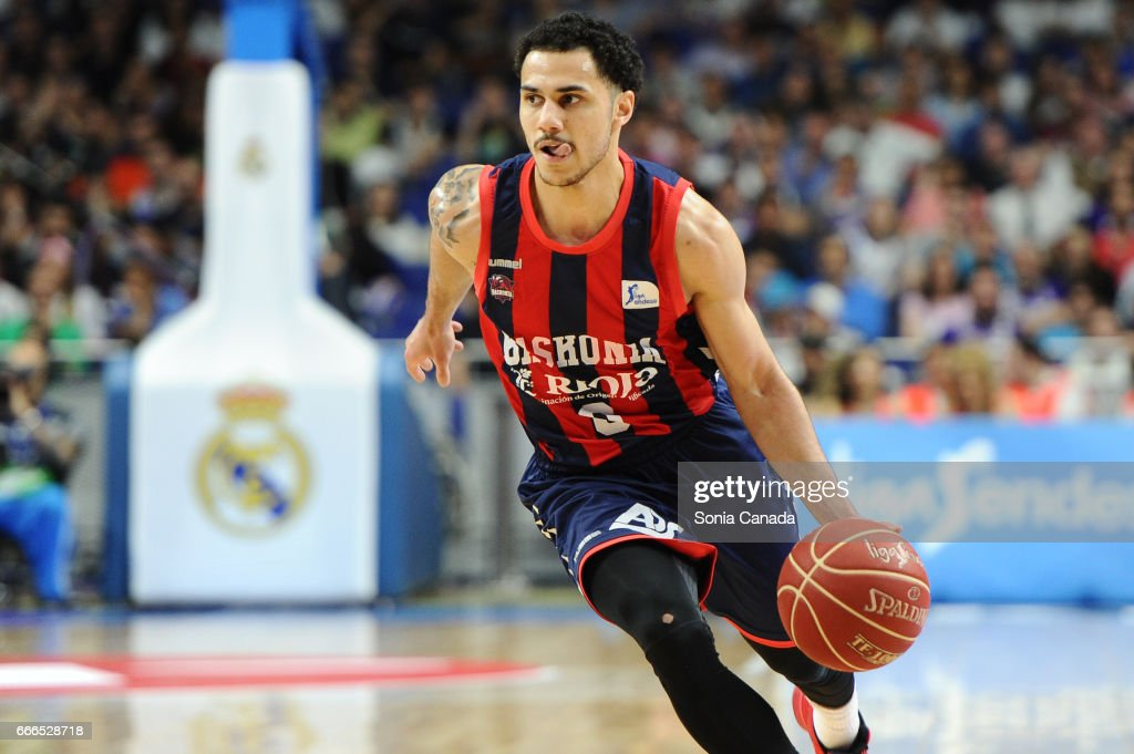 Real Madrid v Baskonia - ACB League
