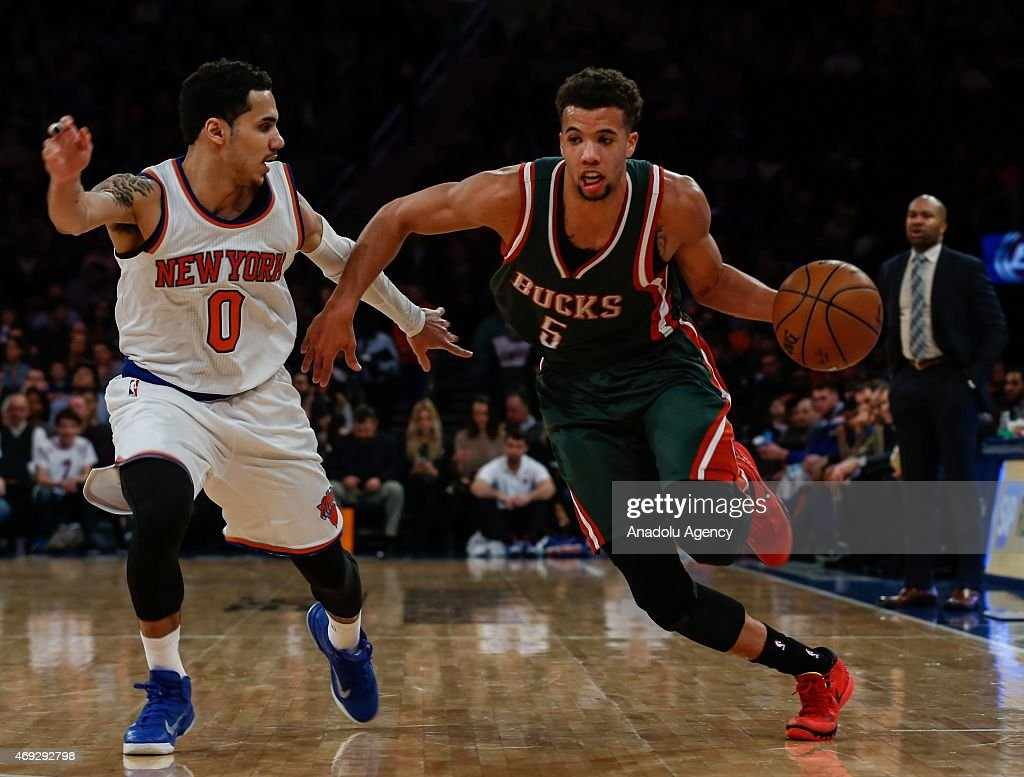 Milwaukee Bucks v New York Knicks : News Photo