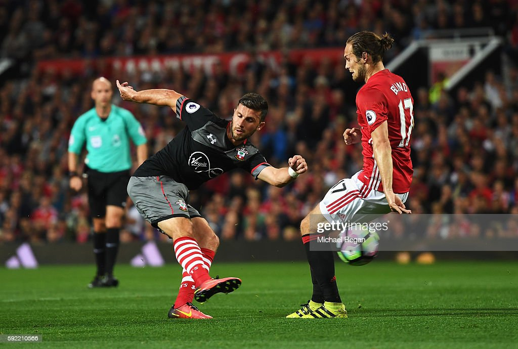 Manchester United v Southampton - Premier League : News Photo