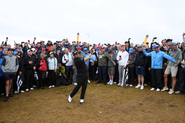 GBR: 148th Open Championship - Day Two