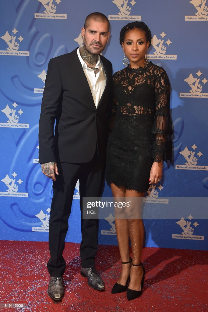 The National Lottery Awards 2017 - Red Carpet Arrivals